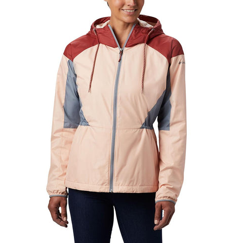 Columbia Side Hill Lined Windbreaker Women's