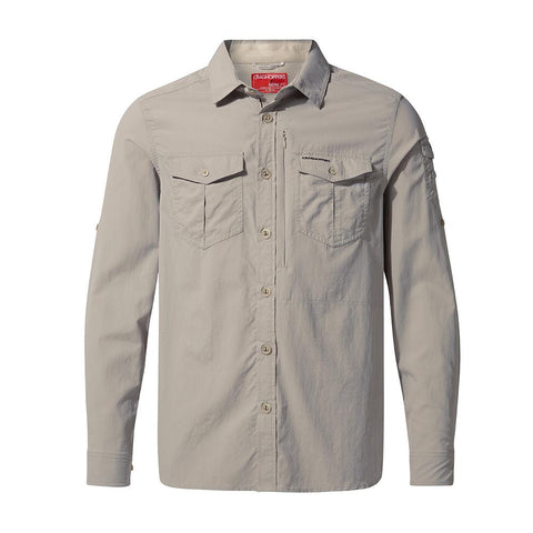 Craghoppers Insect Shield Adventure II Long-Sleeved Shirt Men's