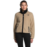 The North Face Dunraven Sherpa Crop Jacket Women's
