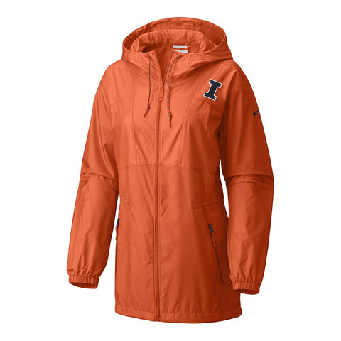 Columbia Flashback Long Windbreaker Women's
