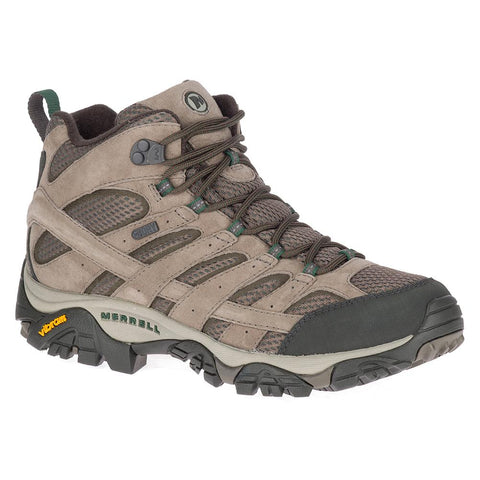 Merrell Moab 2 Mid Waterproof Wide Men's