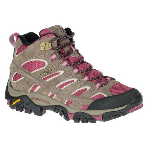 Merrell Moab 2 Mid Waterproof Women's