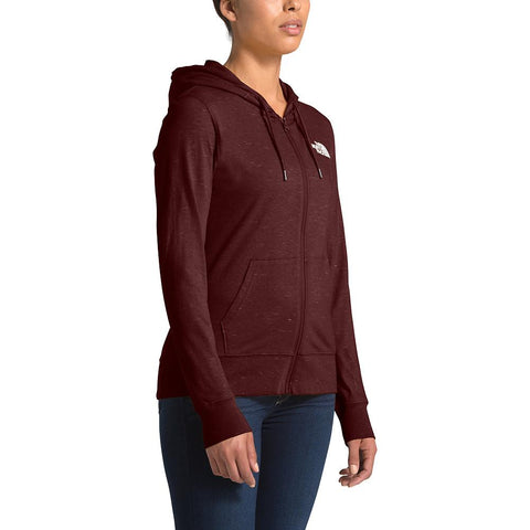 The North Face Milvia Tri-Blend Full Zip Hoodie Women's Previous Season