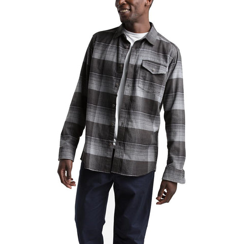 The North Face Long Sleeve Stayside Chamois Shirt Men's Previous Season