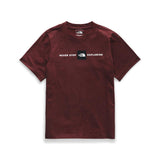 The North Face Short-Sleeve Red Tee Women's Previous Season