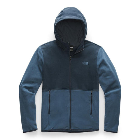 The North Face TKA Glacier Full-Zip Hoodie Men's Previous Season