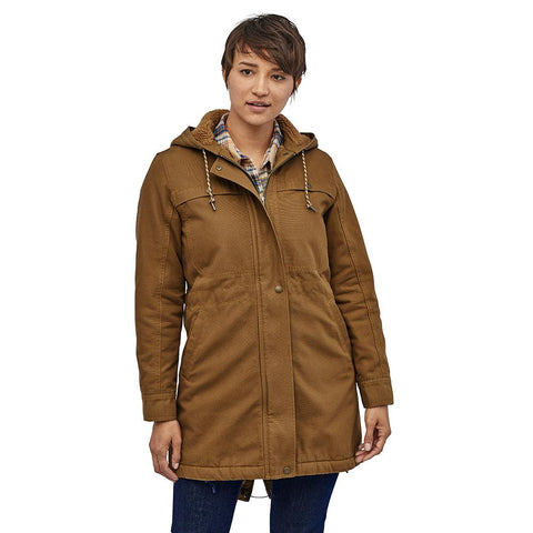 Patagonia Insulated Prairie Dawn Parka Women's Previous Season