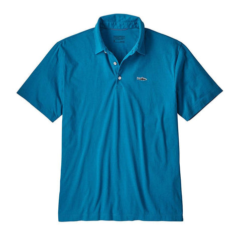 Patagonia Polo - Trout Fitz Roy Men's Previous Season