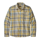 Patagonia Long-Sleeved Lightweight Fjord Flannel Shirt Men's Previous Season