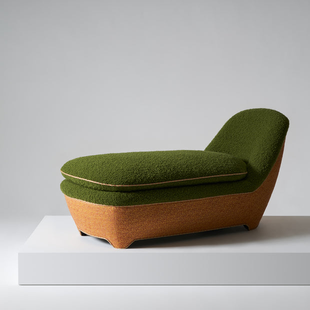 Candover Daybed - Green Boucle