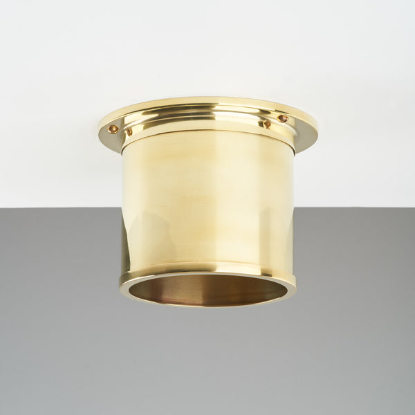 Compton Diffuser - Polished Brass