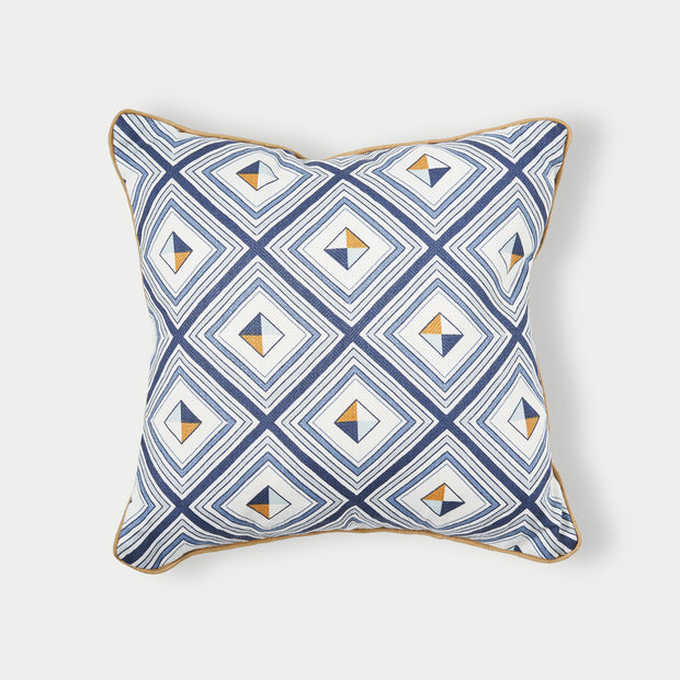 Fresco Cushion Indigo