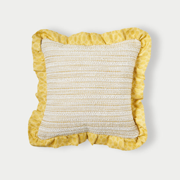 Wanderer Cushion Lemon