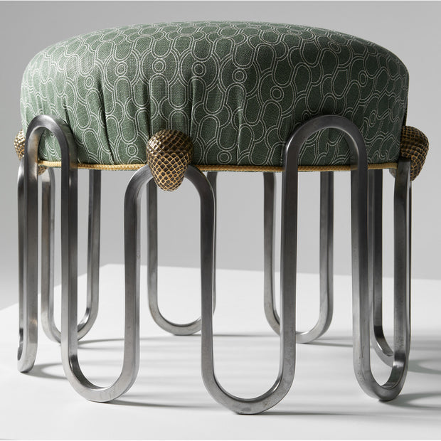 Denmead Stool - Olive
