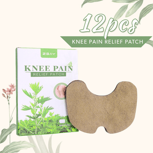 Premium Knee Relief Patch - 12pcs