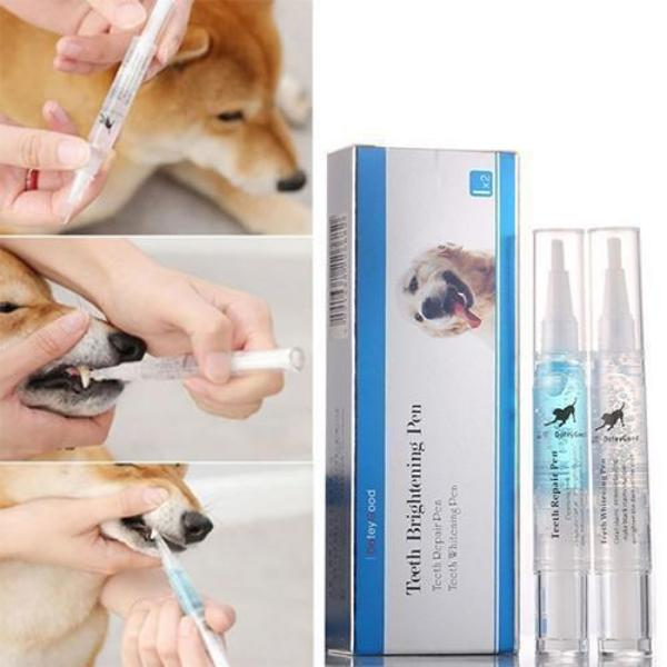 Pet Dog/Cat Teeth Cleaning Pen