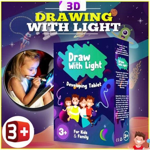 Light Drawing - Fun And Developing Toy