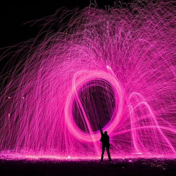 New Generation Rainbow Steel Wool