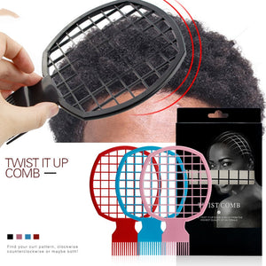 Double Ended Twist Up Comb