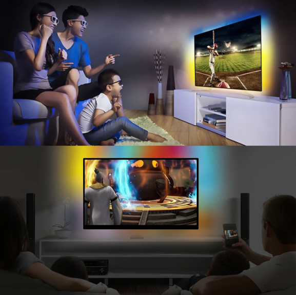 TV Dream Screen LED Strip