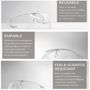 2020 NEW Fashion Style-Transparent Glasses