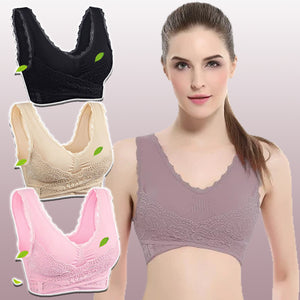 Comfy Full Support Bra