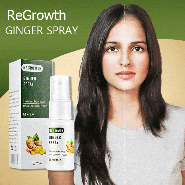 ReGrowth Ginger Spray