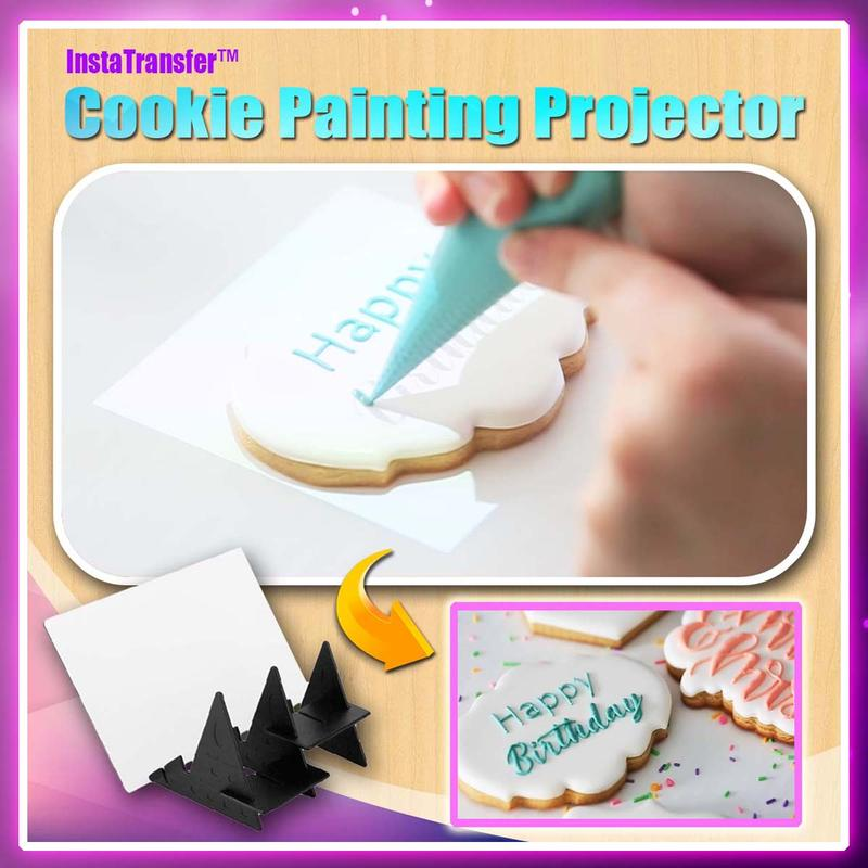 InstaTransfer™ Cookie Painting Projector