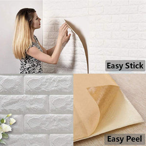 3D Wall Panels Peel and Stick Wallpaper