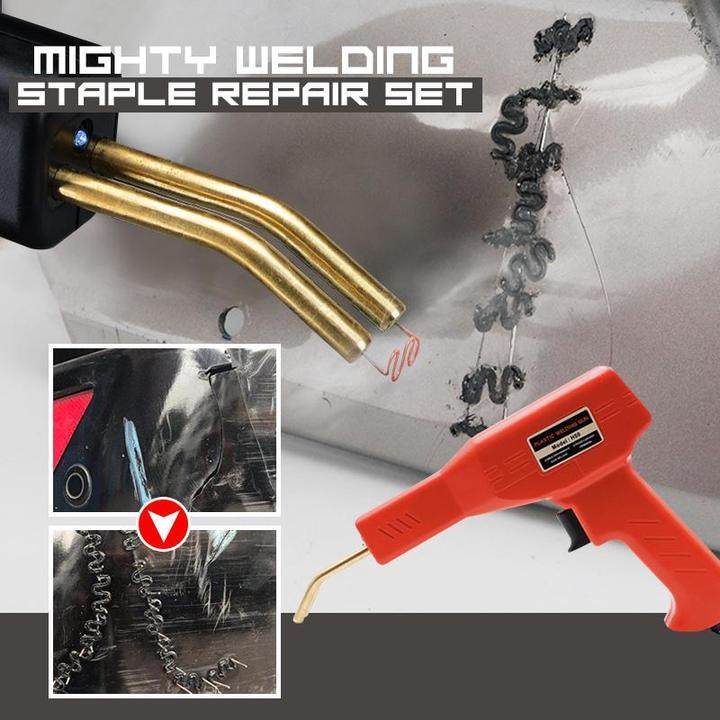 Car Bumper Crack Repair Welding Machine Set