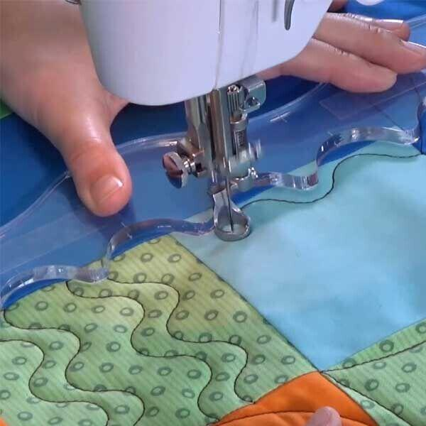 DIY Patchwork Maker Quilting Foot