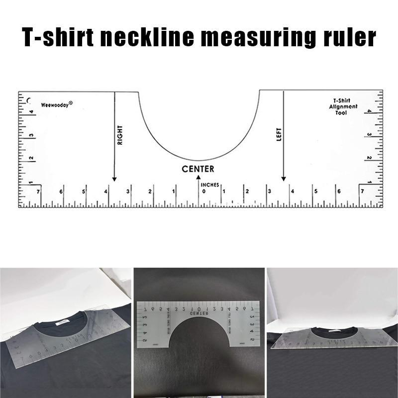 T-Shirt Ruler Guide