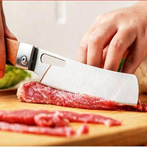 Portable Chef's Knives for Camping