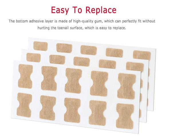 Glue Free Toenail Patch (Pack of 10pcs)