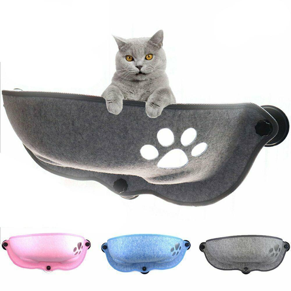 Cat window bed hammock