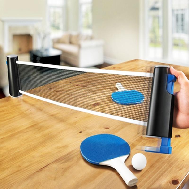 Retractable Table Tennis Net