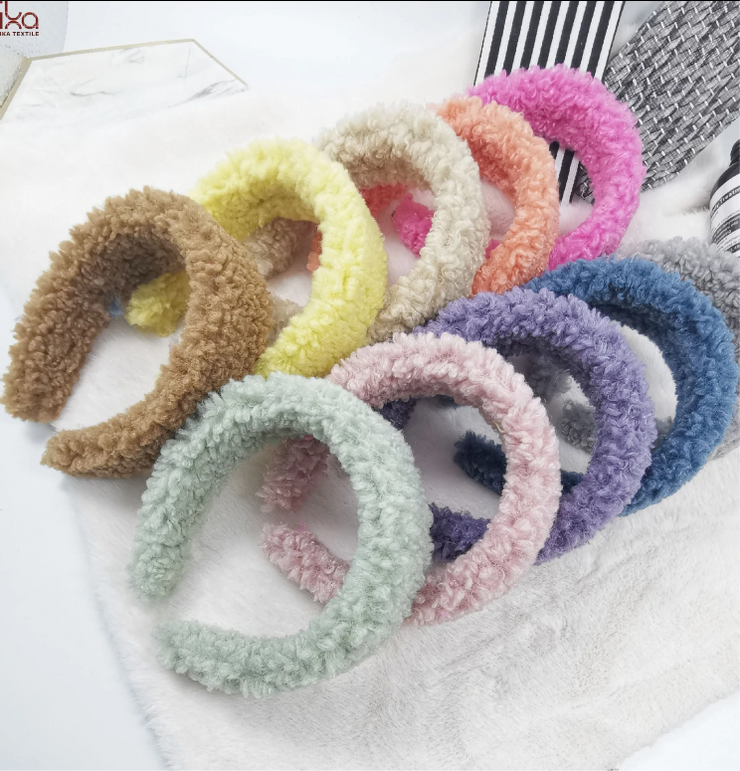 Fuzzy Headbands