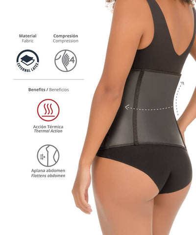 Compression Latex Waist Cincher