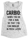 CARBIO Muscle Tank Top - Pick Color