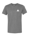 Icon Logo Tri-Blend Shirt - Grey