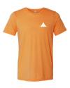 Icon Logo Tri-Blend Shirt - Orange