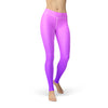 Jean Pink Purple Ombre Leggings