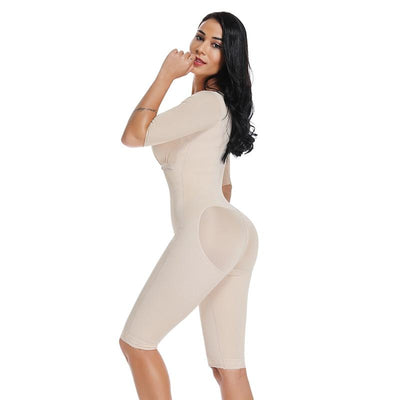 Slimming Bodysuit Body Shaper Post Surgery Seamless  Compression