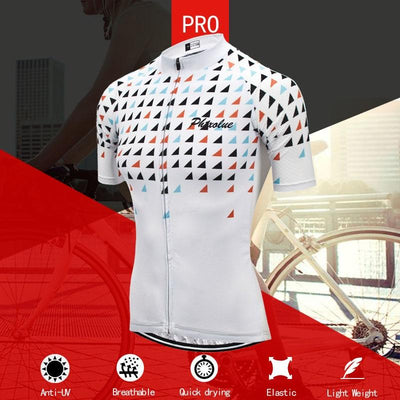 Women Cycling Clothing Cycling Set Breathable Anti-UV Bicycle Wear