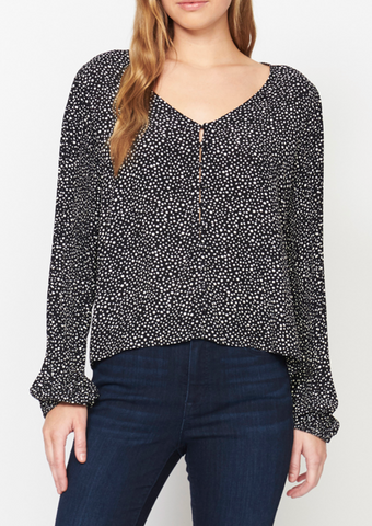 Party on Top Blouse