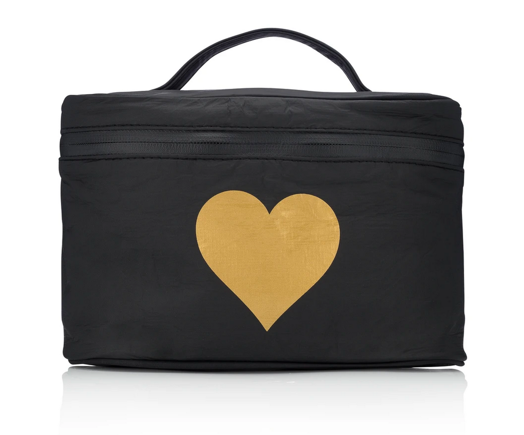 Heart Cosmetic Case
