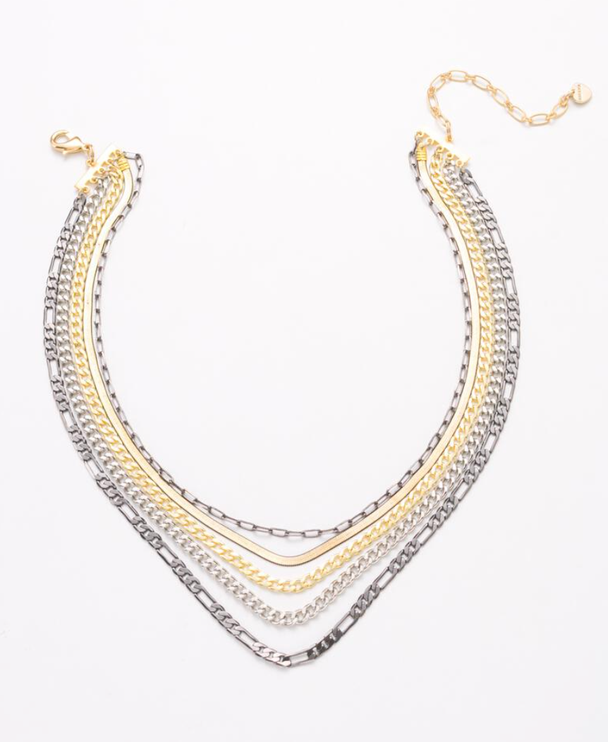 NAKWNXD1125 Charlie Multi-Layer Chains