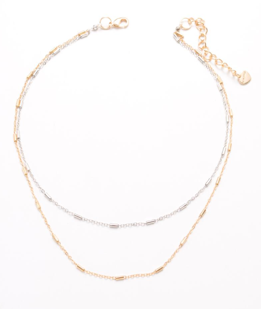 Misty Mulit-Layer Necklace
