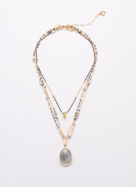 Emily Multi-Layer Necklace
