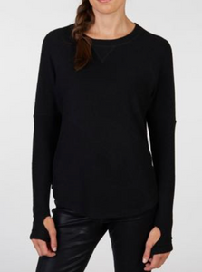 Yummy Solid Pullover